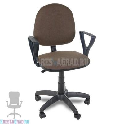 Кресло Фаворит (ткань темно-коричневая)