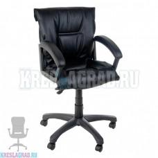 Кресло Фортуна 1 (15) (кожзам Атзек черный)
