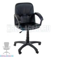 Кресло Фортуна 1 (кожзам Атзек черный)