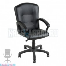 Кресло Фортуна 4 (кожзам Атзек черный)