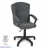 Кресло Фортуна 4 (ткань Трипл. серая)