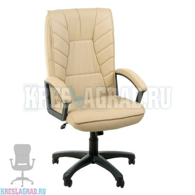 Кресло Фортуна 5 (1) (кожзам Атзек бежевый)
