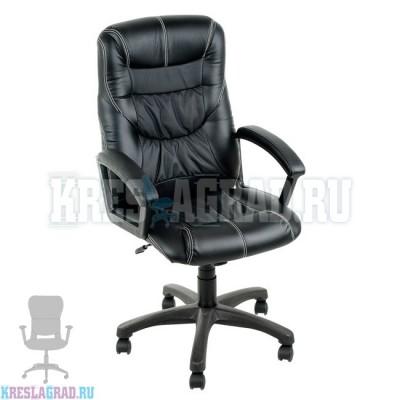 Кресло Фортуна 5 (49) (кожзам Атзек черный)