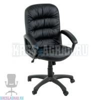 Кресло Фортуна 5 (62) (кожзам Атзек черный)
