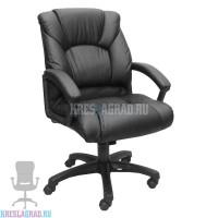 Кресло Фортуна 5 (63) (кожзам Атзек черный)