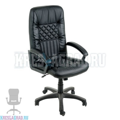 Кресло Фортуна 5 (7) (кожзам Атзек черный)