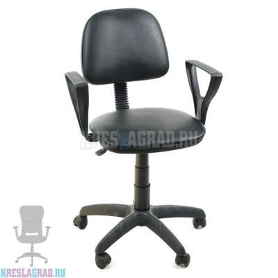 Кресло Форум 2 (кожзам черный)