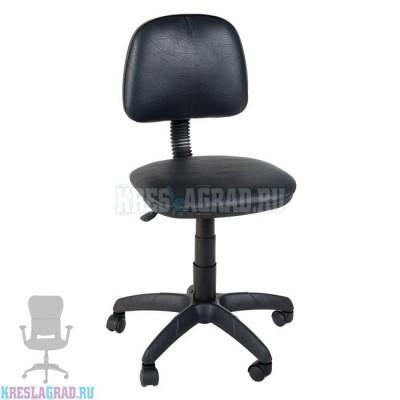 Кресло Форум (кожзам черный)