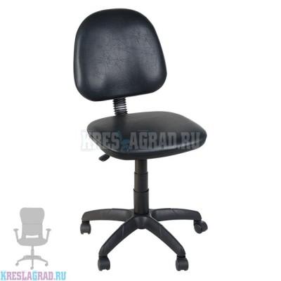 Кресло Фрегат (кожзам черный)