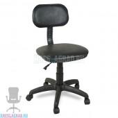 Кресло Лига (кожзам черный)
