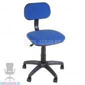 Кресло Лига (ткань сине-черная)