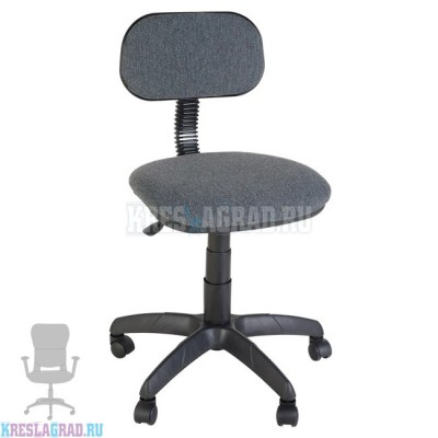 Кресло Лига (ткань серая)