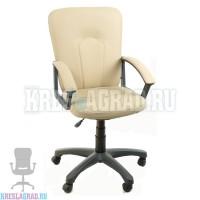 Кресло Премьер 5 Н (кожзам бежевый)