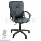 Кресло Премьер 5 Н (кожзам черный)