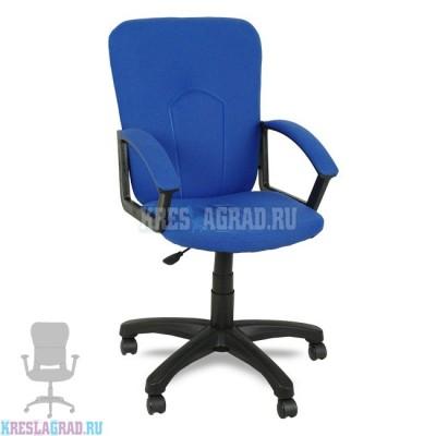 Кресло Премьер 5 Н (ткань сине-черная)