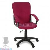 Кресло Премьер 5 Н (ткань бордовая)