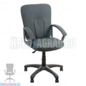 Кресло Премьер 5 Н (ткань Трипл. серая)