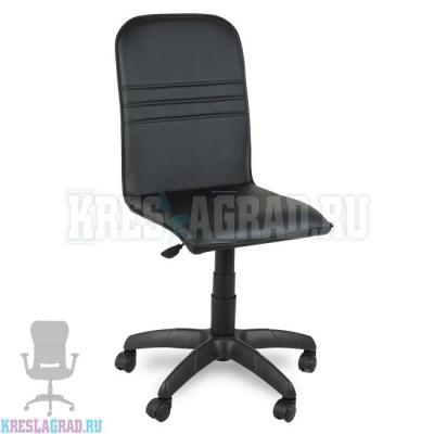 Кресло Премьер 6 (кожзам Атзек черный)