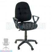 Кресло Престиж Поло Н (ткань черная)