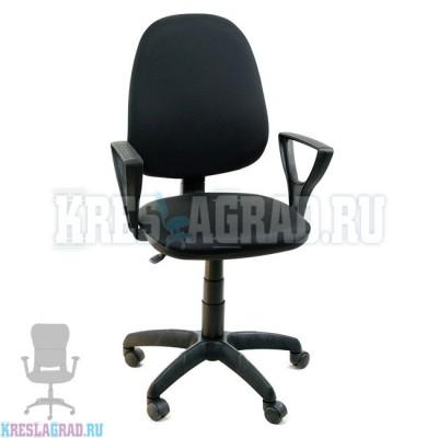 Кресло Престиж Поло (ткань черная)