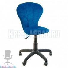 Кресло Престиж Варна М (ткань вельвет синий)