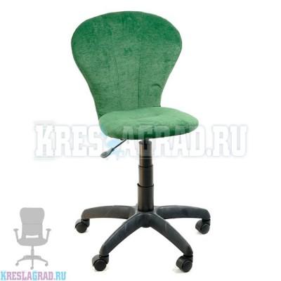 Кресло Престиж Варна М (ткань вельвет зеленый)