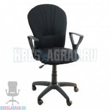 Кресло Престиж Варна (ткань черная)