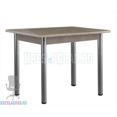 Стол Мартин 1200 (каркас металлик, пластик тростник)