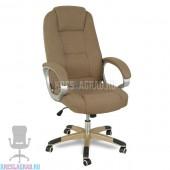 Кресло XY-866 (ткань бежевая, пластик золото)